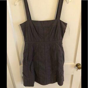 Anthropologie dress jumper 10 pockets